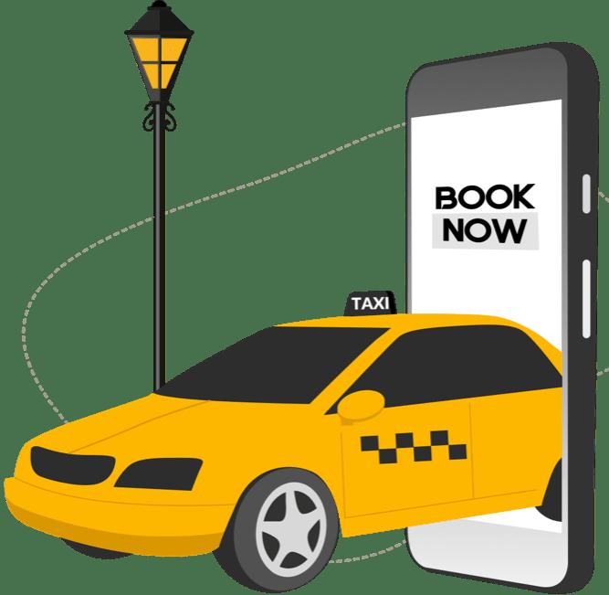 flat ride taxi
